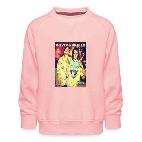 Oliver and Apollo Merchandise Round One! - Kids' Premium Sweatshirt