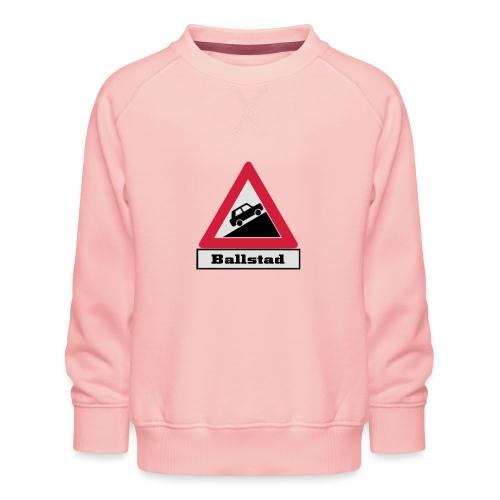 brattv ballstad a png - Premium-genser for barn