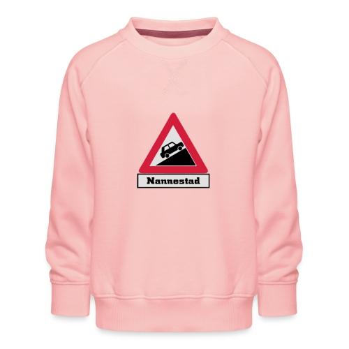 brattv nannestad a png - Premium-genser for barn