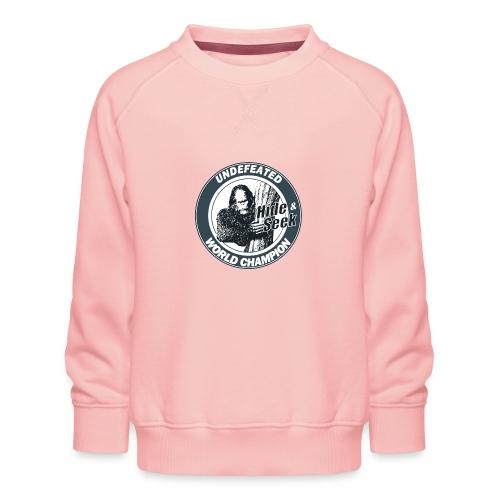 Bigfoot - Kids' Premium Sweatshirt