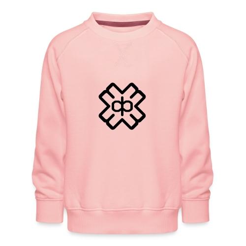 d3ep logo black png - Kids' Premium Sweatshirt