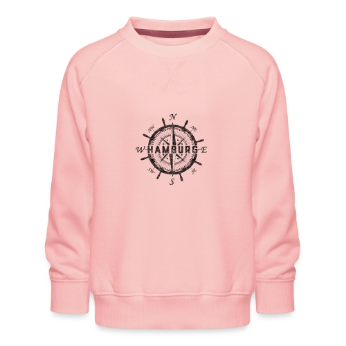 Hamburg Kompass - Kinder Premium Pullover