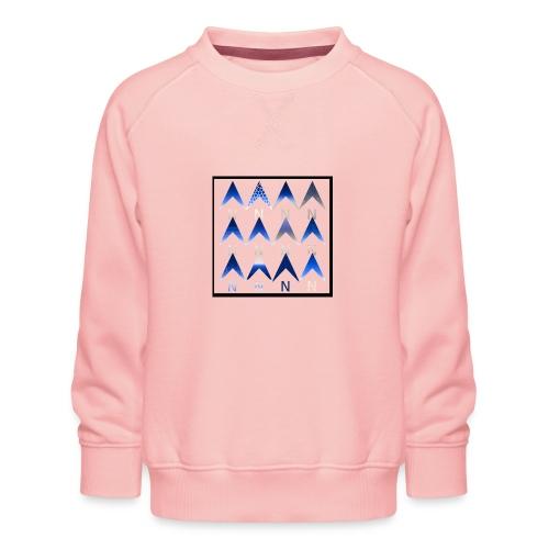 Noordpijlen - Kinderen premium sweater