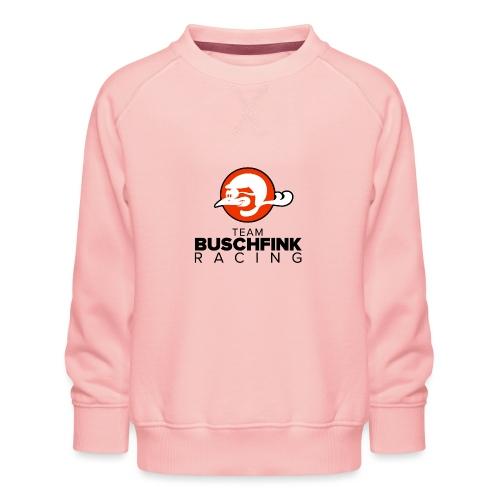 Team logo Buschfink - Kids' Premium Sweatshirt