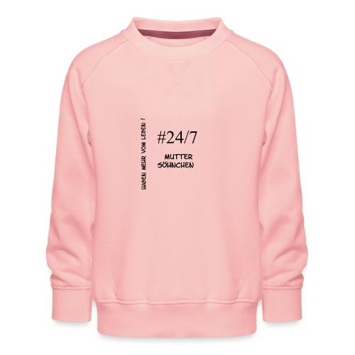 Muttersöhnchen - Kinder Premium Pullover