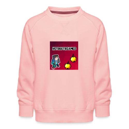 Logo kleding - Kinderen premium sweater
