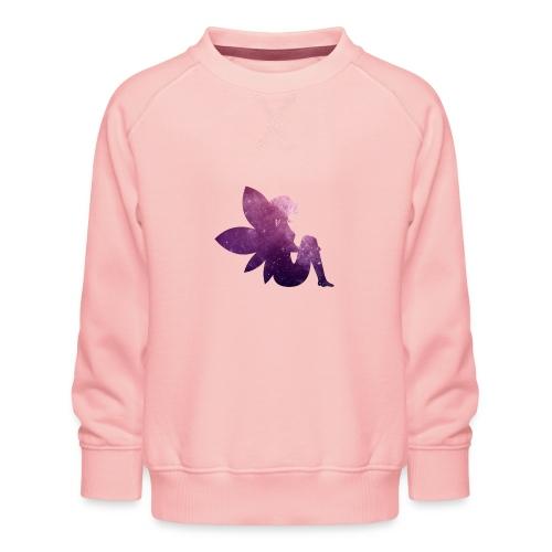 Purple fairy - Premium-genser for barn