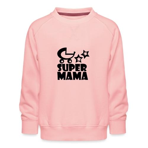 supermama - Kinder Premium Pullover