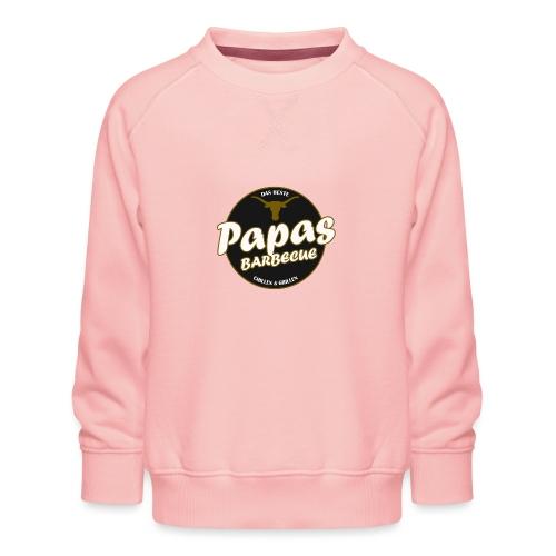 Papas Barbecue ist das Beste (Premium Shirt) - Kinder Premium Pullover