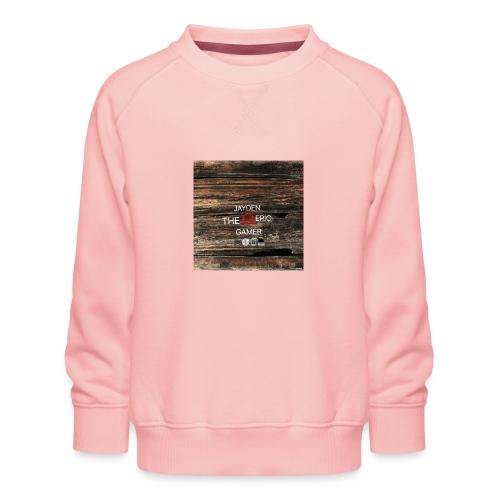 Jays cap - Kids' Premium Sweatshirt