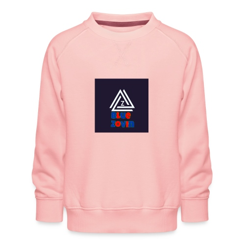 BlueZovinshirt - Kids' Premium Sweatshirt