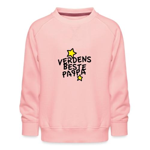 Verdens beste pappa - Premium-genser for barn