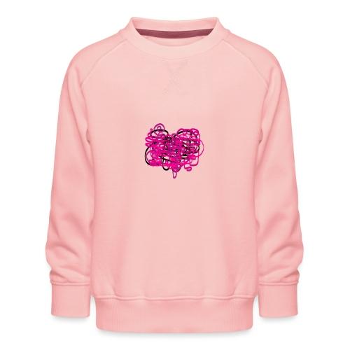 delicious pink - Kids' Premium Sweatshirt