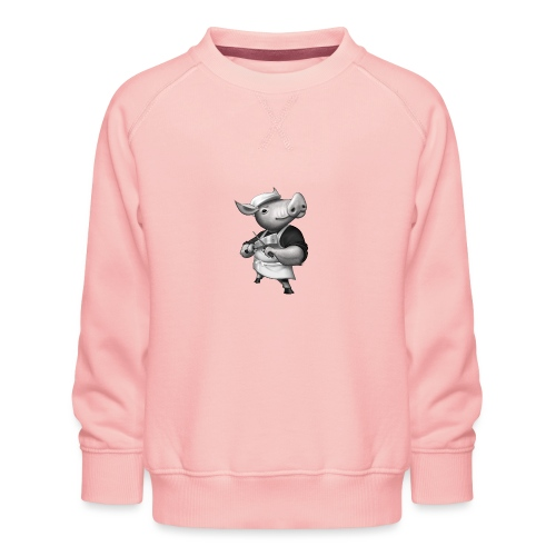 Pig Butcher - Kinder Premium Pullover
