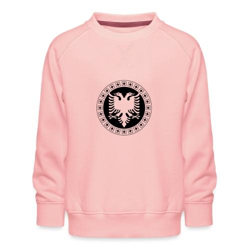 Albanien Schweiz Shirt - Kinder Premium Pullover