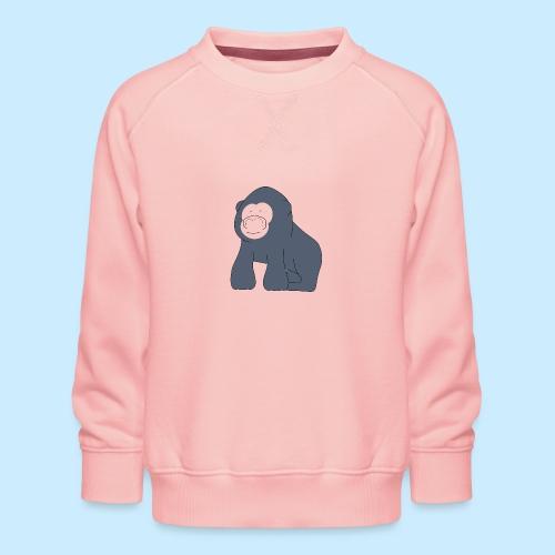 Baby Gorilla - Kids' Premium Sweatshirt