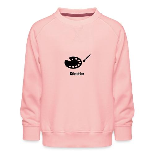 Künstler - Kinder Premium Pullover
