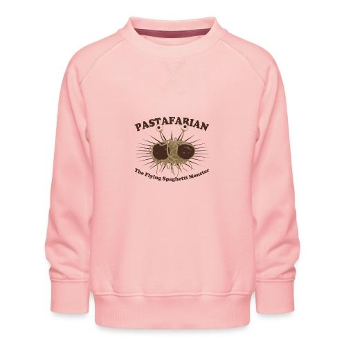 The Flying Spaghetti Monster - Kids' Premium Sweatshirt