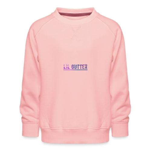 Lil gutt - Børne premium sweatshirt