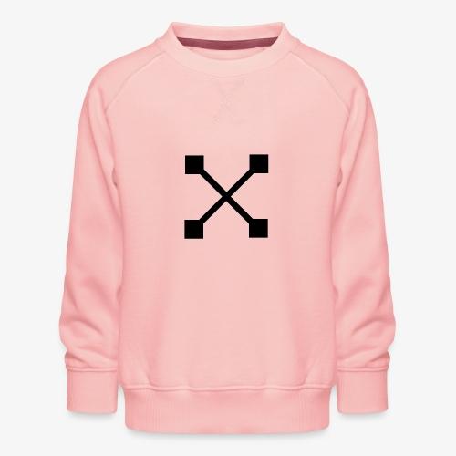 X BLK - Kinder Premium Pullover
