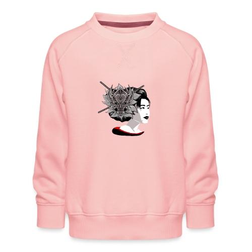 Warrior Flower - Kinderen premium sweater