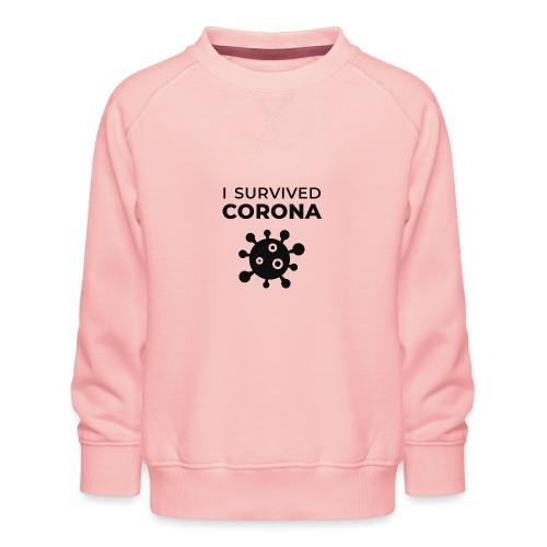 I survived Corona (DR22) - Kinder Premium Pullover