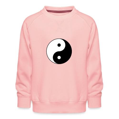 800px Yin yang svg 1 - Kinder Premium Pullover