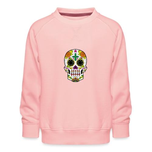 skull4 - Felpa premium da bambini