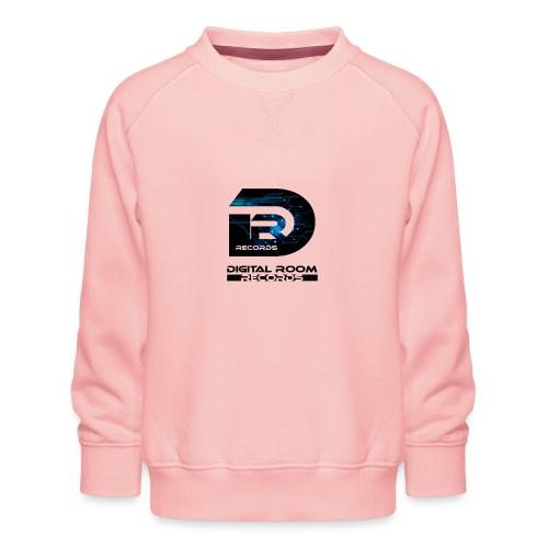Digital Room Records Official Logo effect - Kids' Premium Sweatshirt
