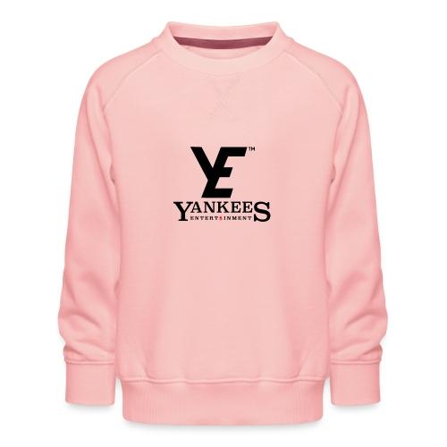 ye black - Kids' Premium Sweatshirt