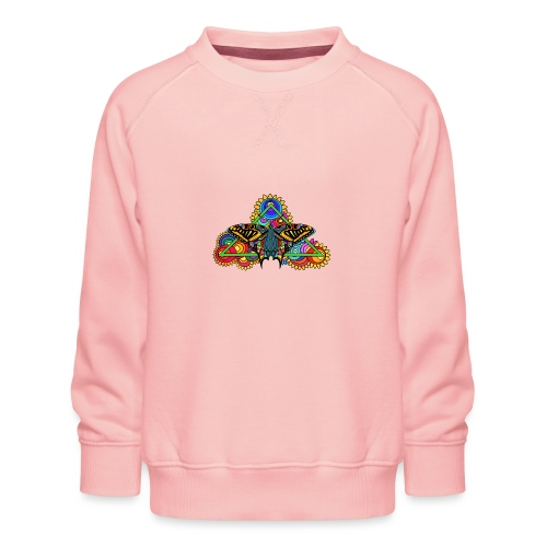 Happy Butterfly! - Kinder Premium Pullover