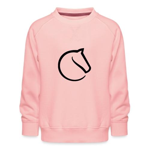 lichess logo - Kids' Premium Sweatshirt