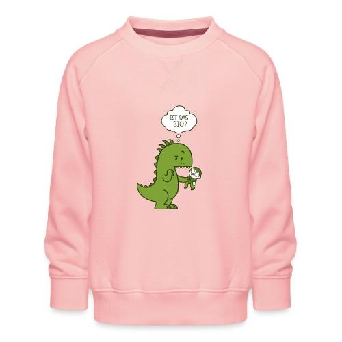 Bio-Dinosaurier - Kinder Premium Pullover