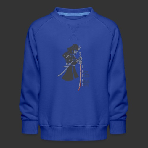 Samurai Digital Print - Kids' Premium Sweatshirt