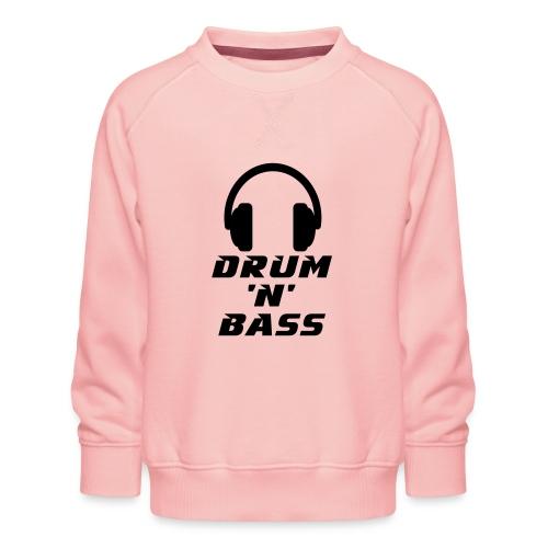 Drum 'n' Bass Music - Kinder Premium Pullover