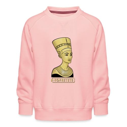 Nofretete I Königin von Ägypten - Kinder Premium Pullover