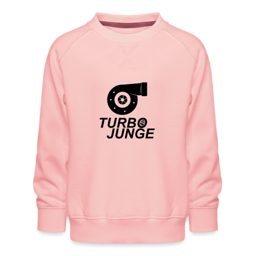 Turbojunge! - Kinder Premium Pullover