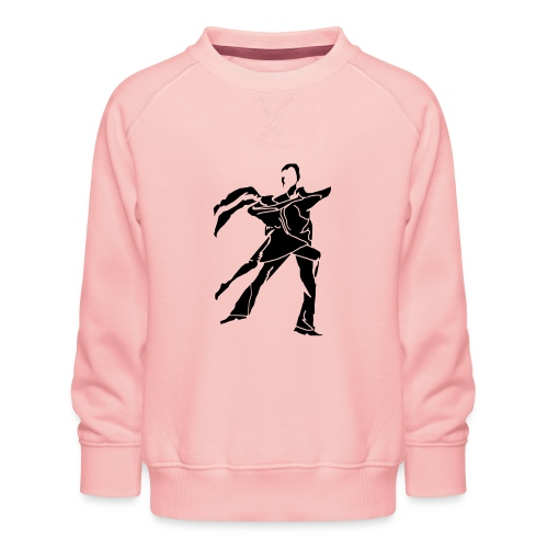 dancesilhouette - Kids' Premium Sweatshirt