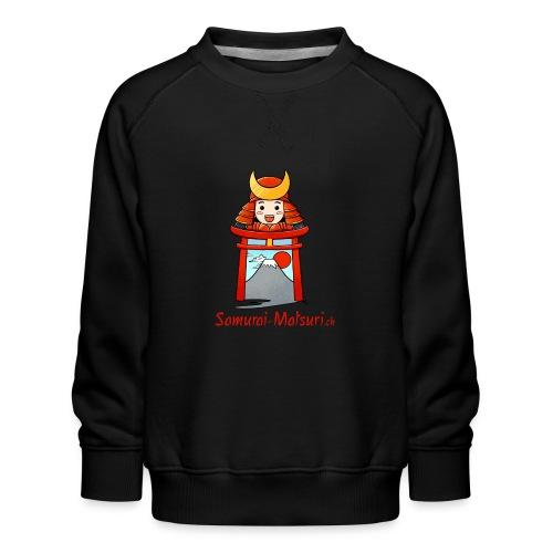 Samurai Matsuri Torii - Kinder Premium Pullover