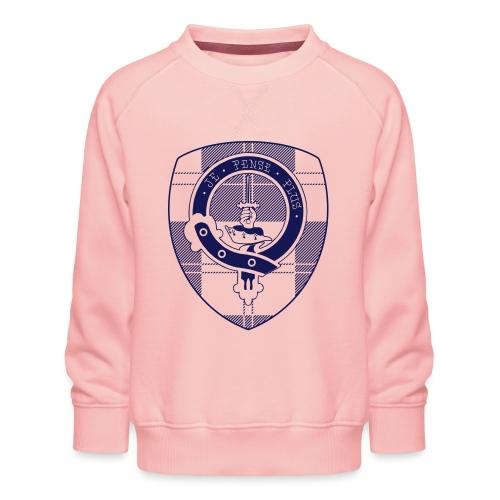 Logo Scouting Erskine 2018 - Kinderen premium sweater
