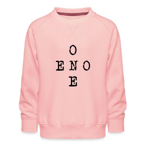 eno/one - Lasten premium-collegepaita