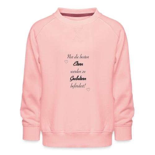 Großeltern - Kinder Premium Pullover