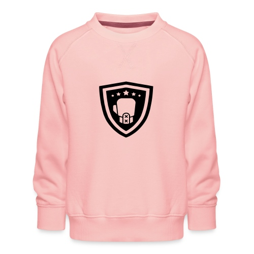 mitch gym schild - Kinderen premium sweater