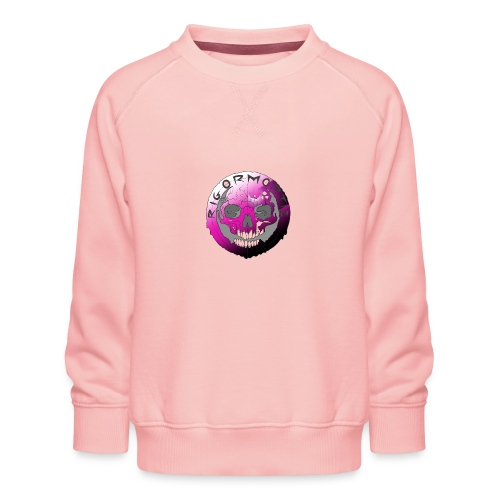 Rigormortiz Purple Design - Kids' Premium Sweatshirt