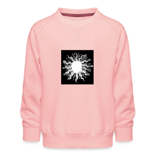 sun1 png - Kids' Premium Sweatshirt