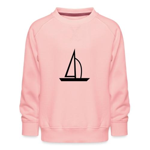 Segelboot - Kinder Premium Pullover