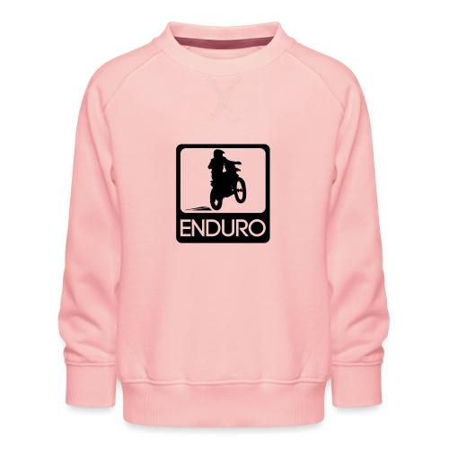 Enduro Rider - Kinder Premium Pullover