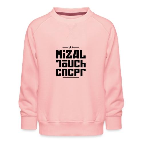 Logo MiZAL Touch Concept - Sweat ras-du-cou Premium Enfant