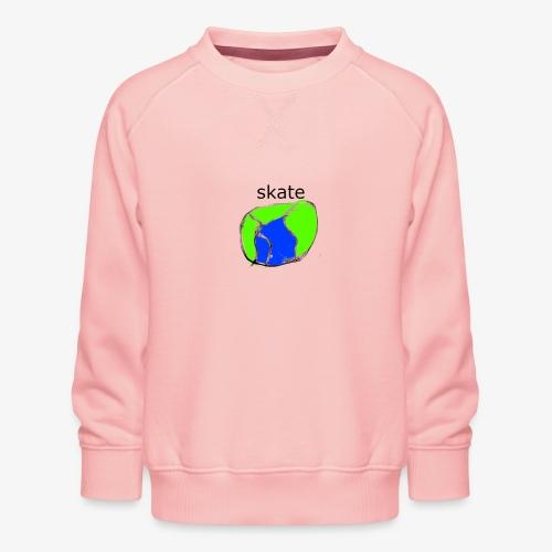 aiga cashier - Børne premium sweatshirt