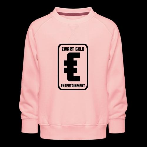 ZwartGeld Logo Sweater - Kinderen premium sweater